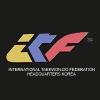 International Taekwon-Do Federation Headquarters Korea logo klein